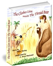 Click to download Clothes Lion Meets Thread Bear Story