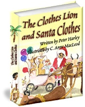 Click to download Clothes Lion & Santa Clothes Story